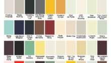 Farrow Ball Colour Chart Poke