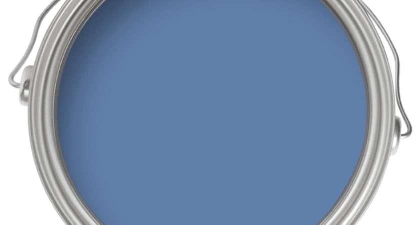 Farrow Ball Estate Cooks Blue Eggshell Paint