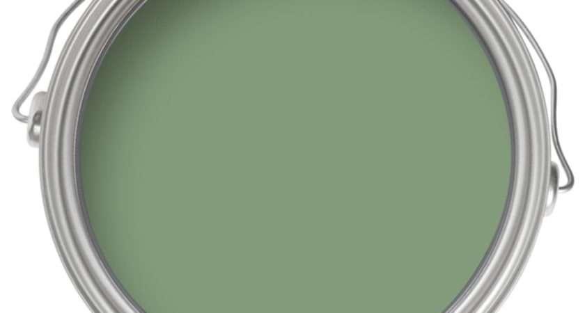 Farrow Ball Modern Breakfast Room Green Emulsion