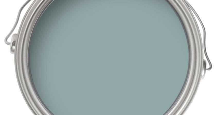 Farrow Ball Modern Dix Blue Emulsion Paint