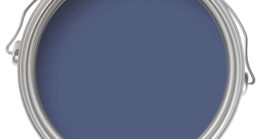 Farrow Ball Modern Pitch Blue Emulsion Paint