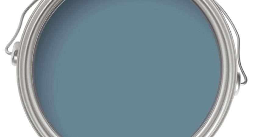 Farrow Ball Modern Stone Blue Emulsion Paint