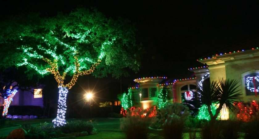 Fascinating Articles Cool Stuff Christmas Outdoor Lighting Ideas