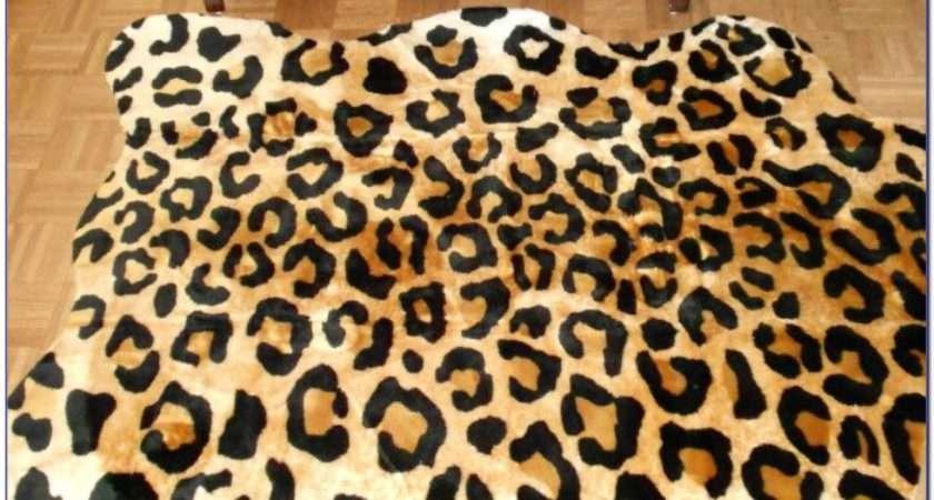 Faux Animal Skin Rugs Australia Home Decorating