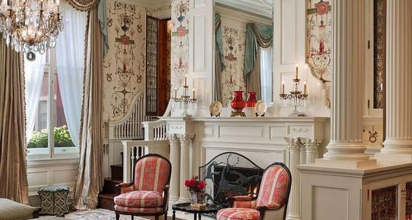 Feast Senses Vivacious Victorian Living Rooms