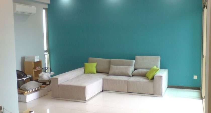 Feature Wall Great Idea Your Lounge