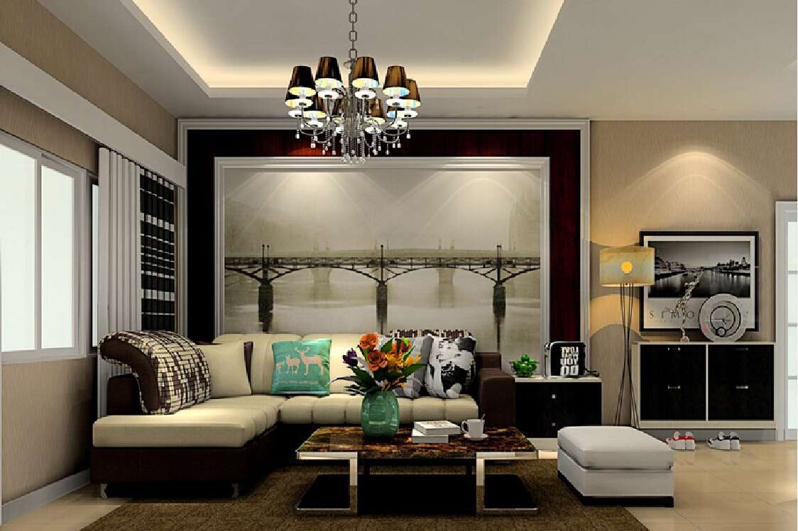 Feature Wall Ideas Living Room Pin Pinterest