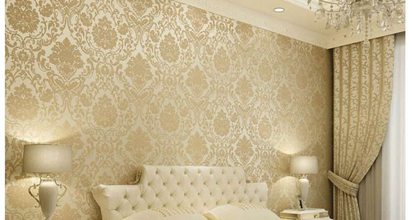 Feature Wall Paper Roll Living Room Bedroom Backdrop