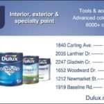 Featured Businesses Paint Retail Around Dulux Paints