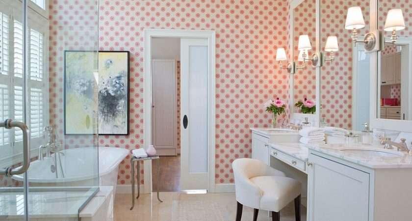 Feminine Bathrooms Ideas Decor Design Inspirations