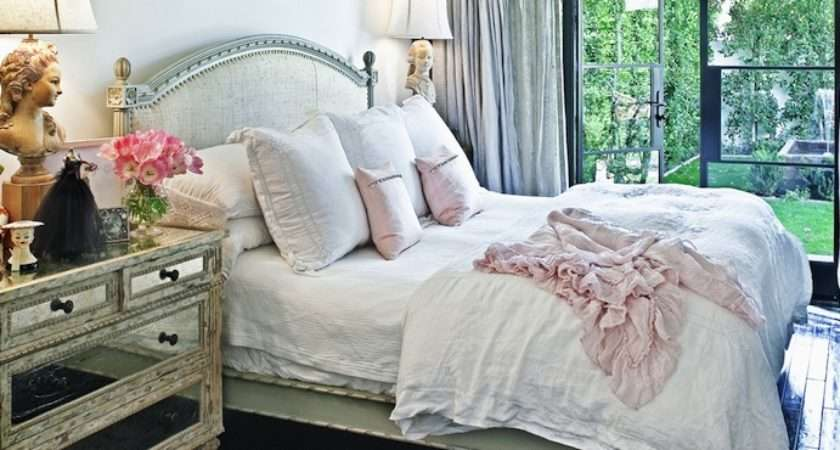 Feminine Bedroom French Berkley Vallone