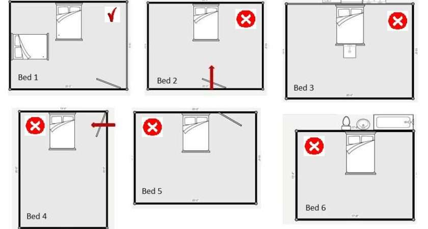 Feng Shui Bed Placement Tips Bedroom Architecture Admirers