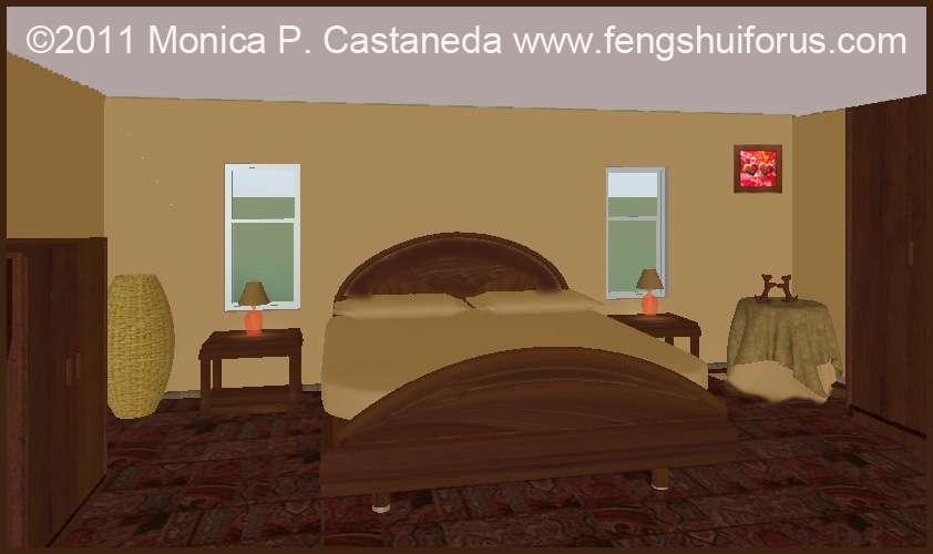 Feng Shui Bedroom Love
