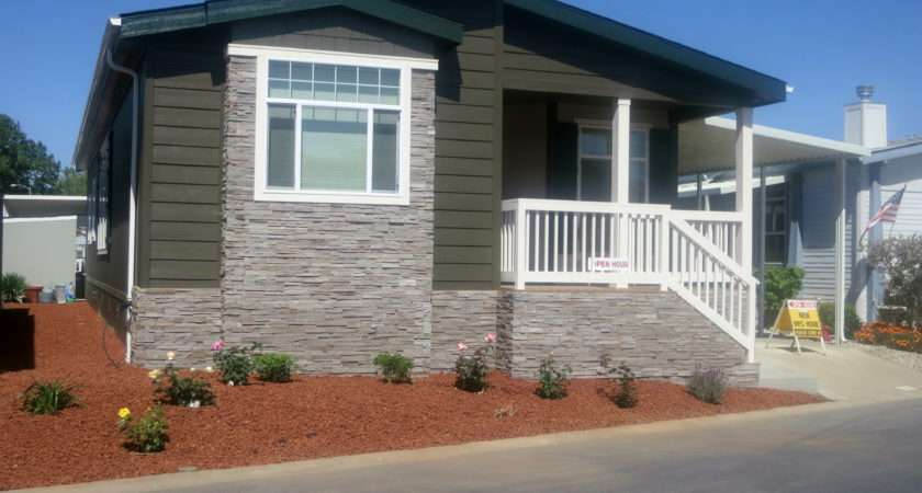 Ferris Homes Exterior Front Views Manufactured Build