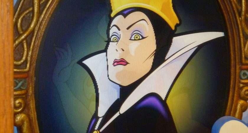 Filmic Light Snow White Archive Magic Mirror Display