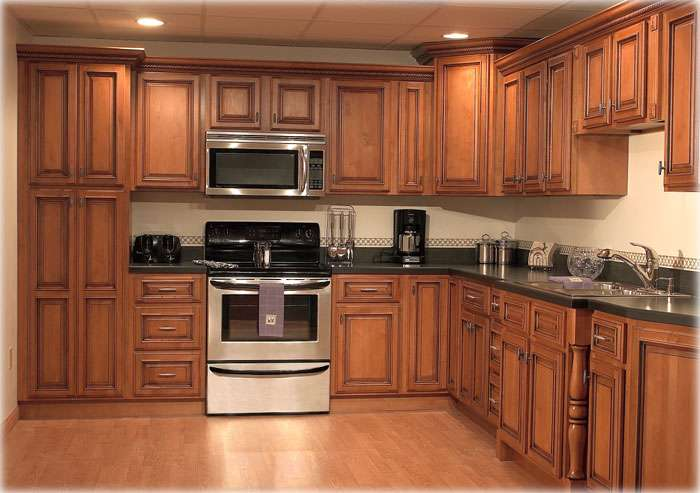 Fine Quality All Wood Kitchen Cabinets Affordable Discount Prices