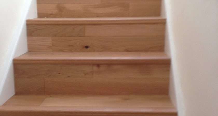 Finishing Stairs Laminate Flooring