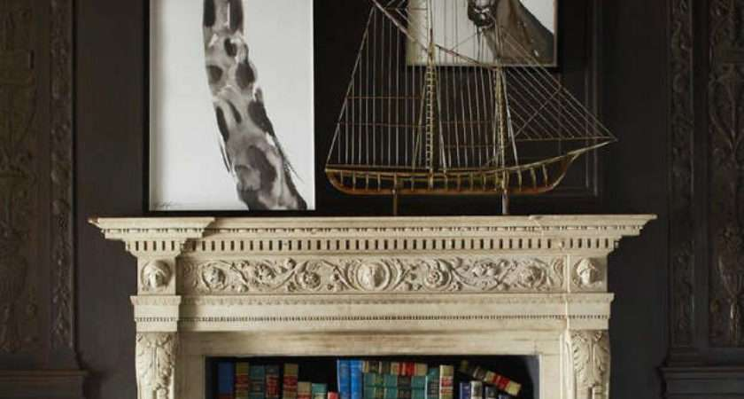 Fireplace Decorating Ideas Decoholic