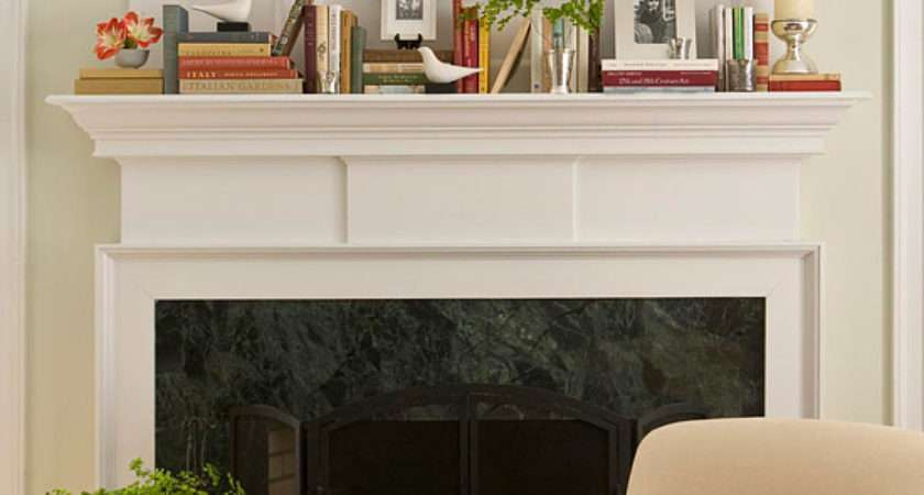 Fireplace Mantel Decoration Ideas