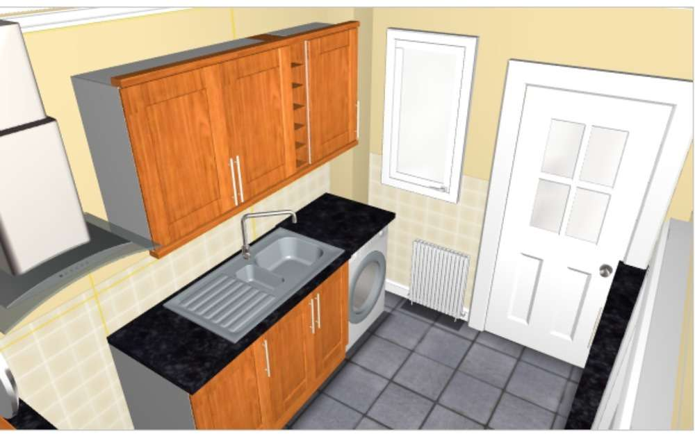 Fit Kitchen Units Fitting Job Glasgow Lanarkshire