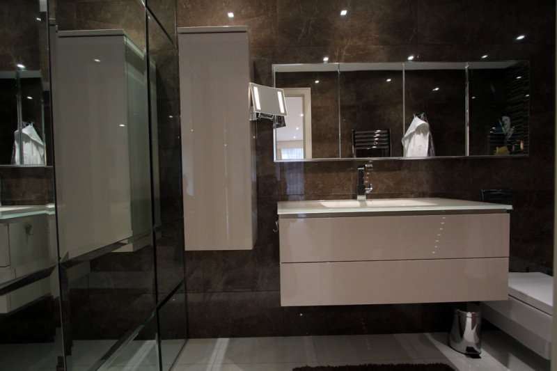 fitted bathroom furniture london bespoke cabinets lentine marine