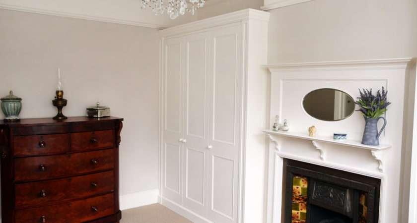 Fitted Bedroom Shaker Wardrobes Bespoke Furniture