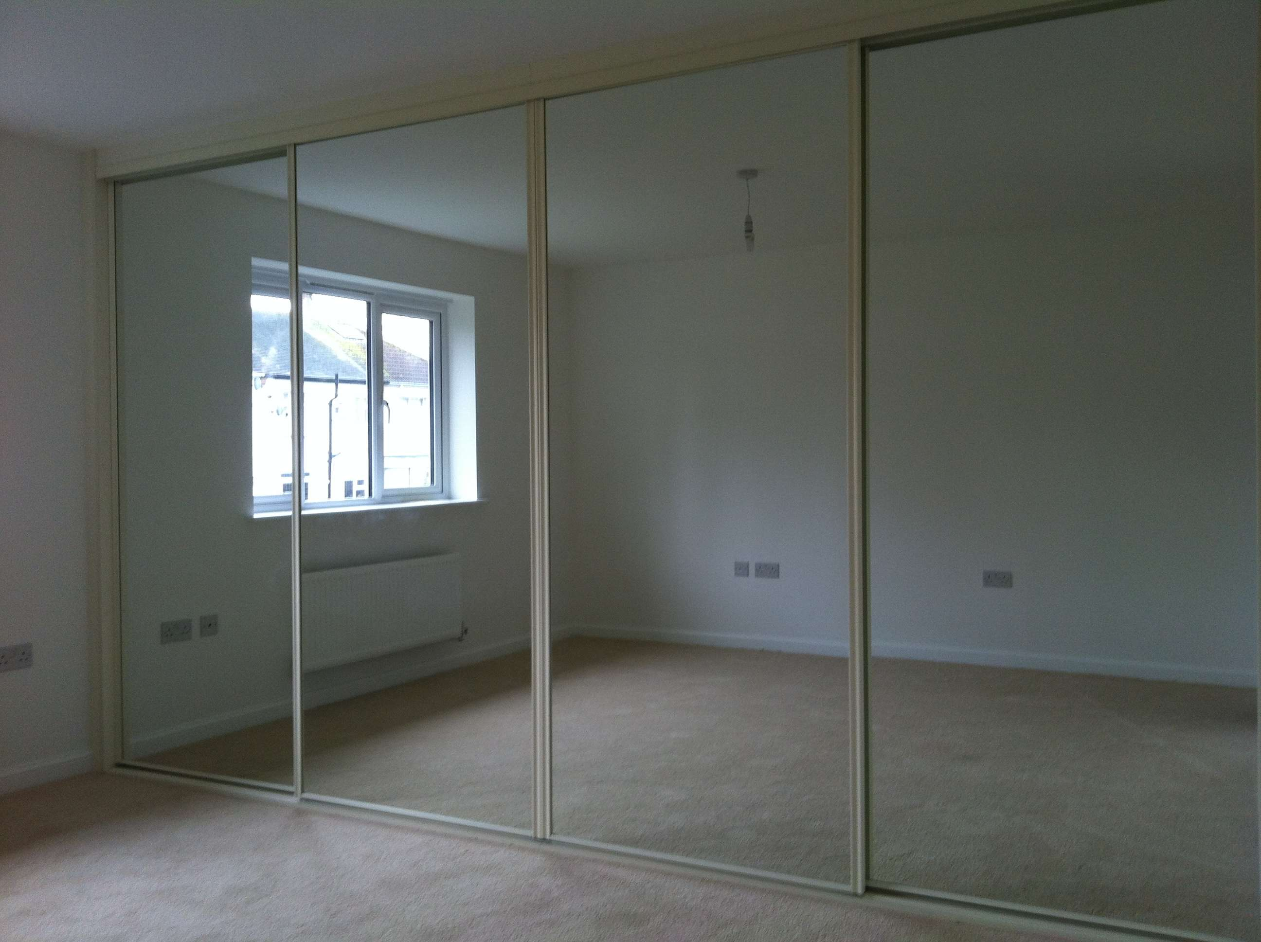 Fitted Sliding Mirror Wardrobes Great Start Any Bedroom
