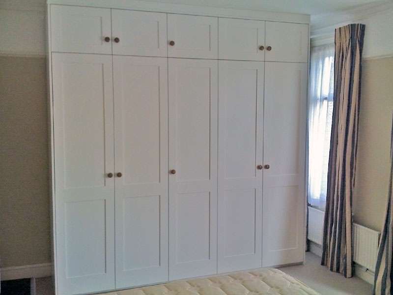 Fitted Wardrobes Wakefield Bedrooms Walkin
