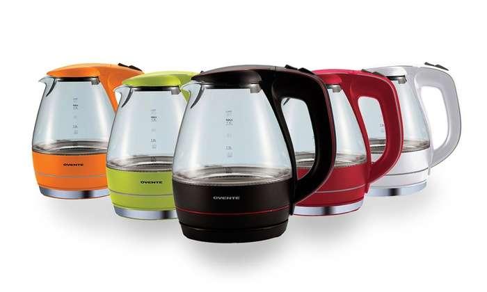 Five Best Electric Kettle List Reviews Waterheater