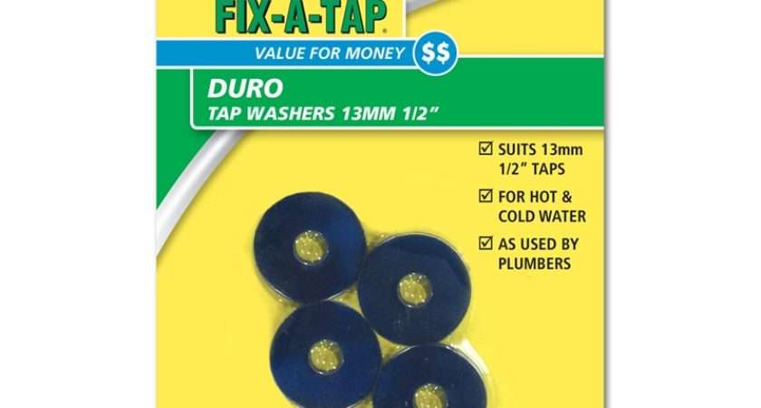Fix Tap Duro Washer Bunnings Warehouse