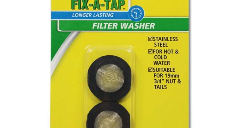 Fix Tap Filter Washer Bunnings Warehouse