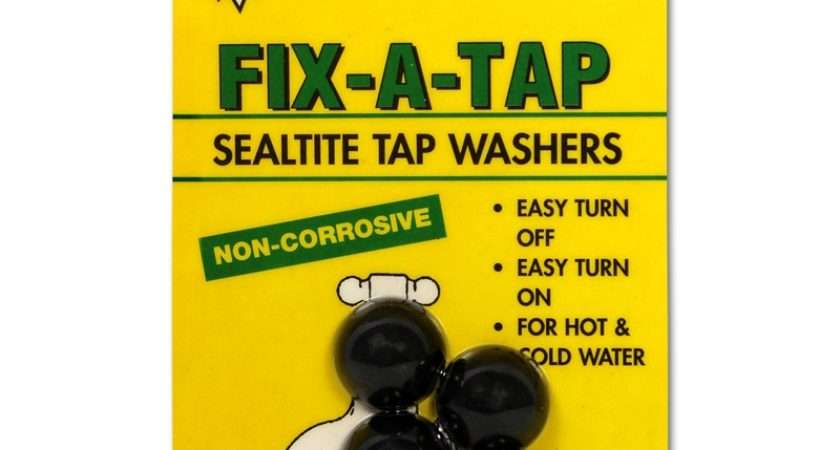 Fix Tap Sealtite Washer Bunnings Warehouse