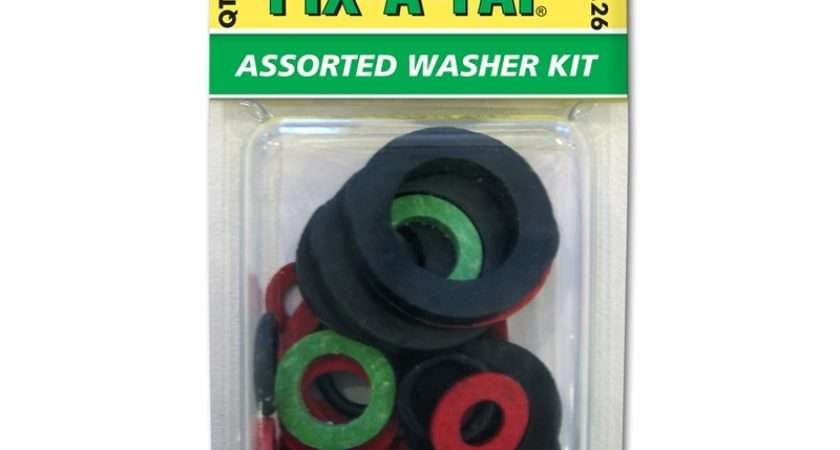 Fix Tap Washer Kit Assorted Bunnings Warehouse