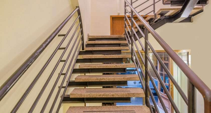 Flamboyant Modern Staircase Designs