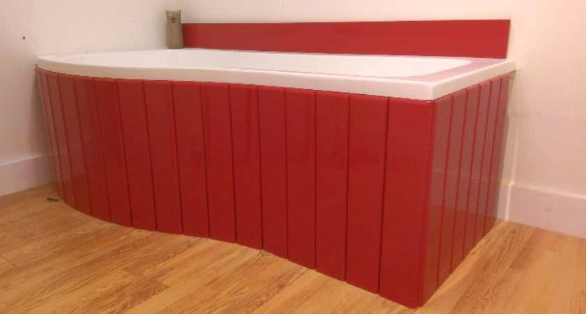 Flexible Bath Panel Ideal Shaped Shower Baths Any