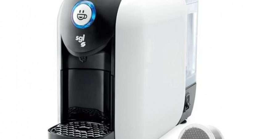 Flexy Coffee Machine Espresso Point Compatible Capsules