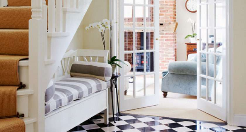 Flooring Ideas Hallways Interior Home Design
