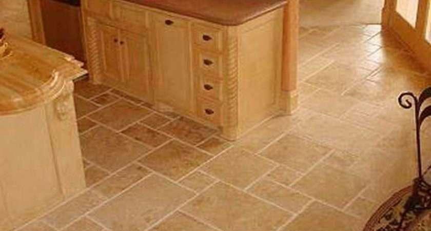 Flooring Kitchen Tile Floor Ideas Design