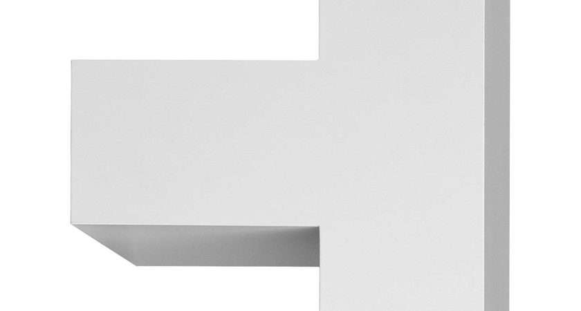 Flos Tight Uplighter Downlighter Wall Light White John
