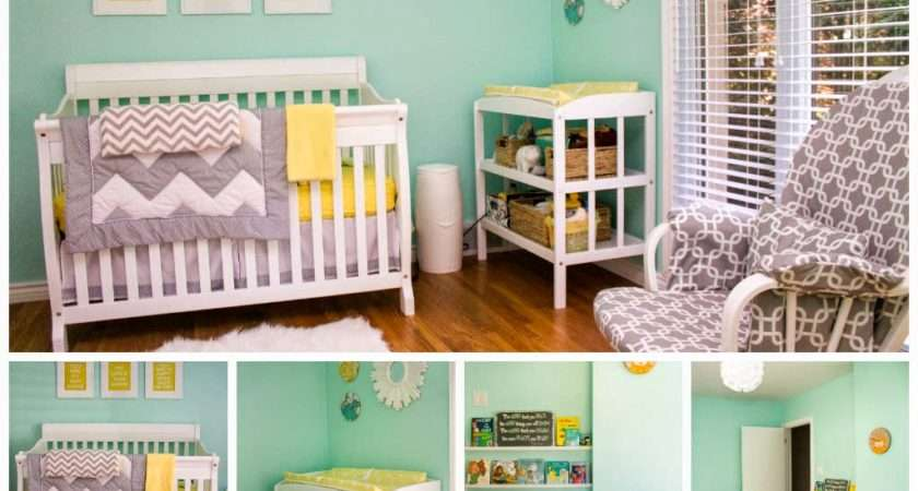Flower Day Gender Neutral Nursery Ideas
