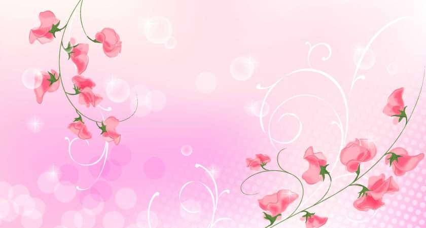 Flower Pink World
