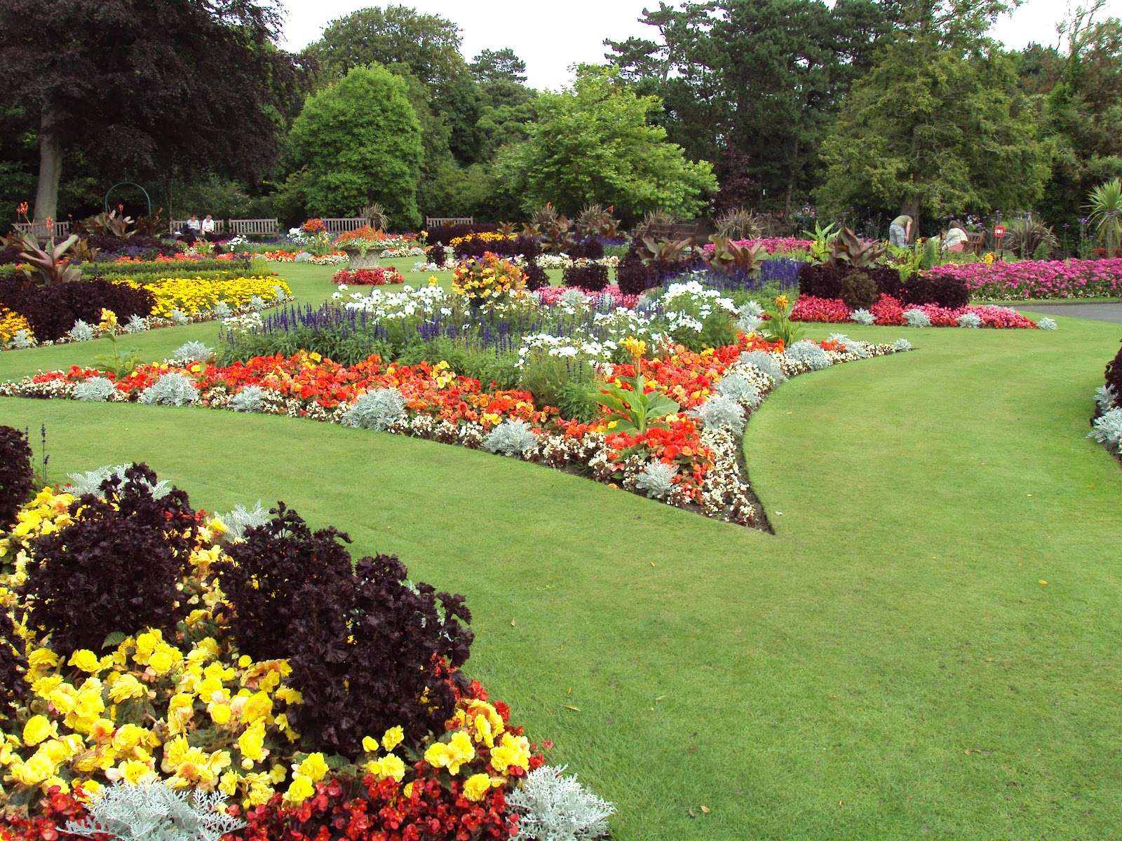 Flowers Flower Lovers Gardens Designs Ideas