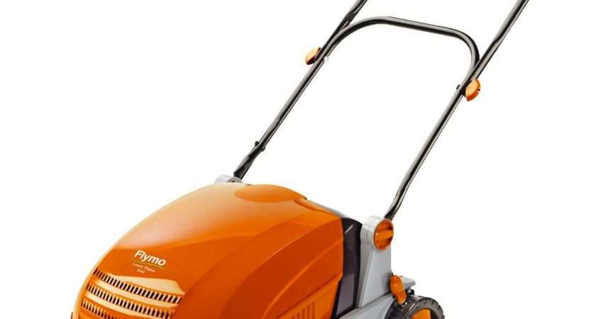 Flymo Lawnrake Compact Electric