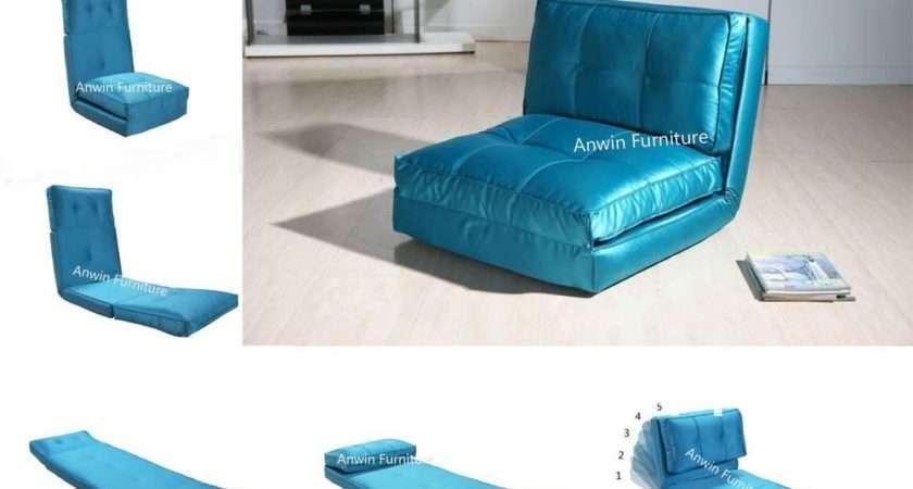 Foam Cushion Sofa Floor Bed Single Seat Leisure Chair