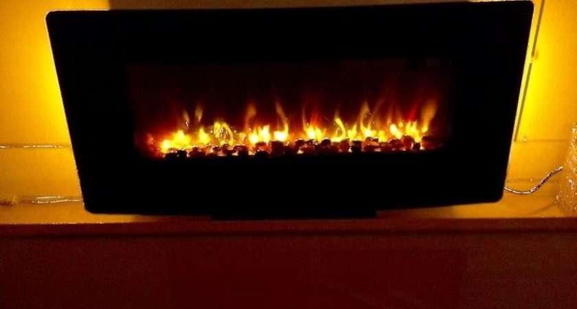 Focalpoint Limousin Pasadena Led Electric Fire
