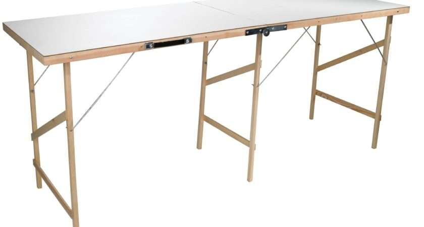 Foldable Decorating Table