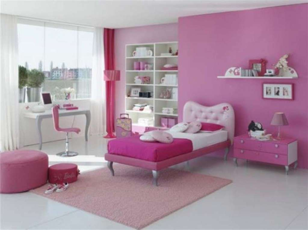 Following Ideas Bedroom Young Girl Create Space