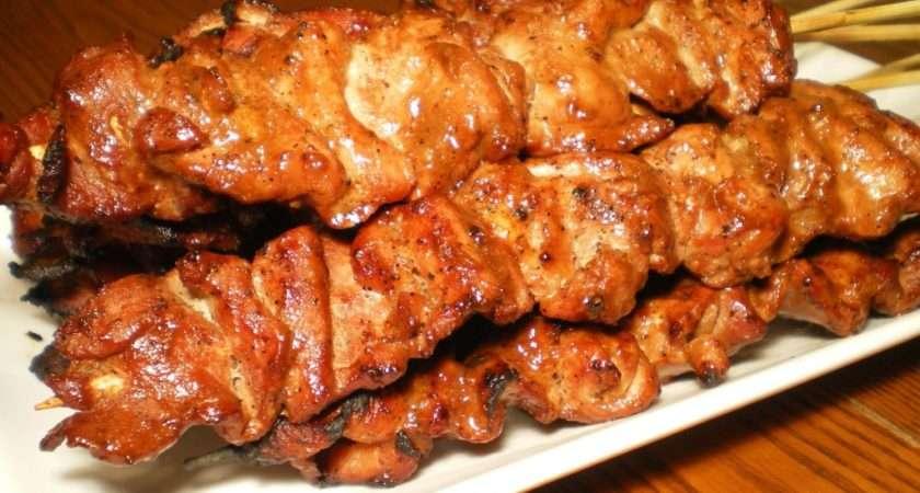 Food Recipe Experience Filipino Street Pork Barbeque