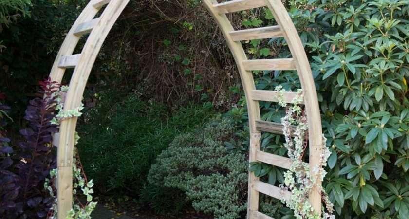 Forest Garden Whitby Arch Internet Gardener
