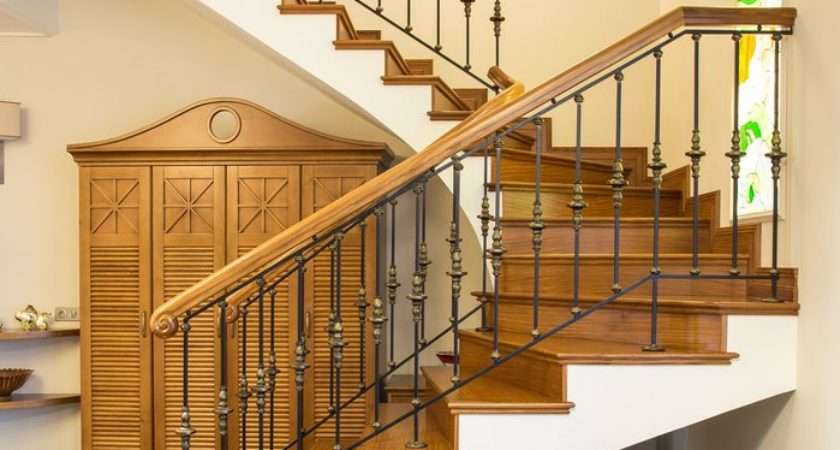 Forged Stair Railings Fit Them Different